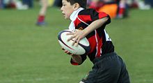Junior team at Alton RFC